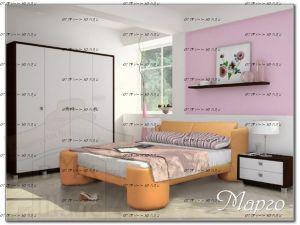 Кровать Марго-2 (ВМК Шале)