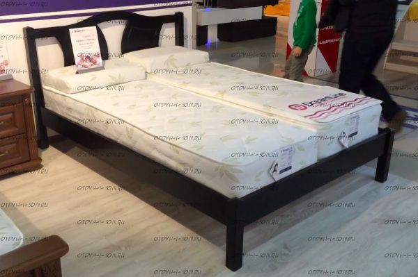 Кровать Авиньон Массив + матрас ДЛ