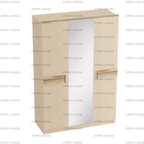 Шкаф 3-дверный Модена 150х56х220