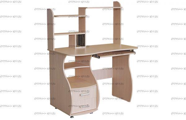 Стол компьютерный СК-06 (106x62x136)