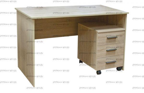 Стол письменный СП-02 (120x63x75)