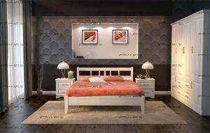 Кровать Лагуна 1 Массив DreamLine
