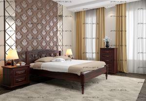 Кровать Флоренция 1 Массив DreamExpert