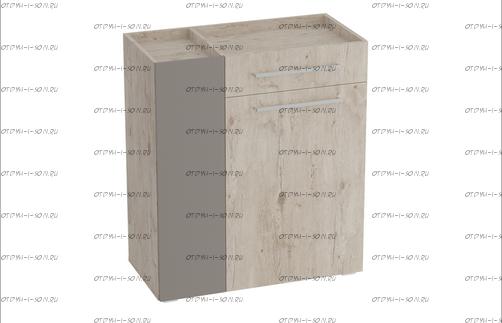 Комод 800 Фан (800х400х900) (прихожая)