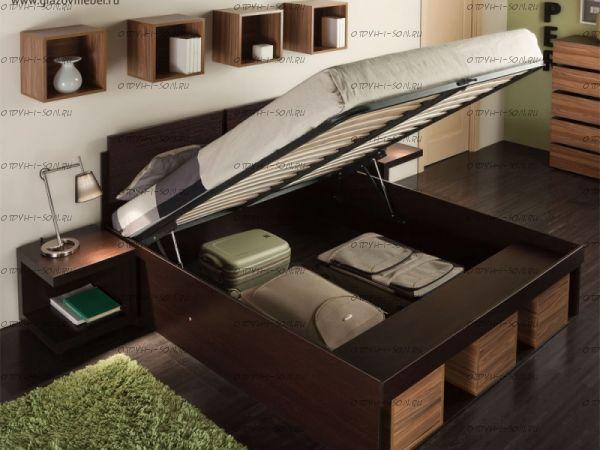 Кровать Hyper с подъемным механизмом