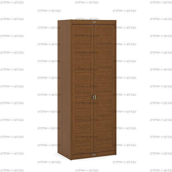 Шкаф 2-х дверный Корвет (52.202.01) (85х58х228)