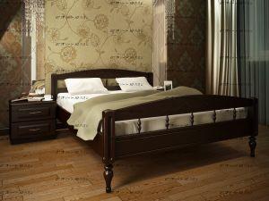 Кровать Флоренция (Флорентино) Массив DreamExpert