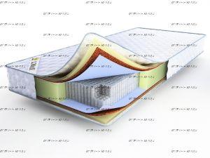 Матрас Lonax ППУ-Сocos S1000