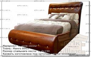 Кровать Гретта  (ВМК Шале)
