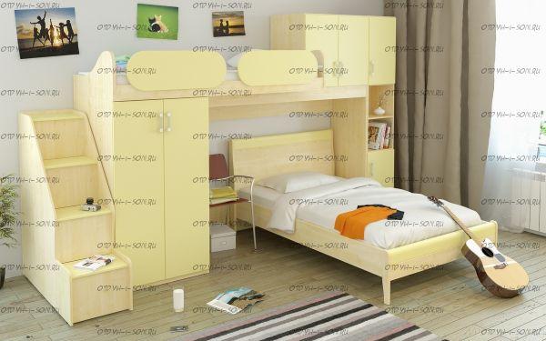 Детская комната Teen`s Home №4