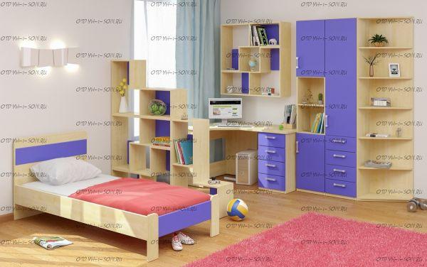 Детская комната Teen`s Home №14