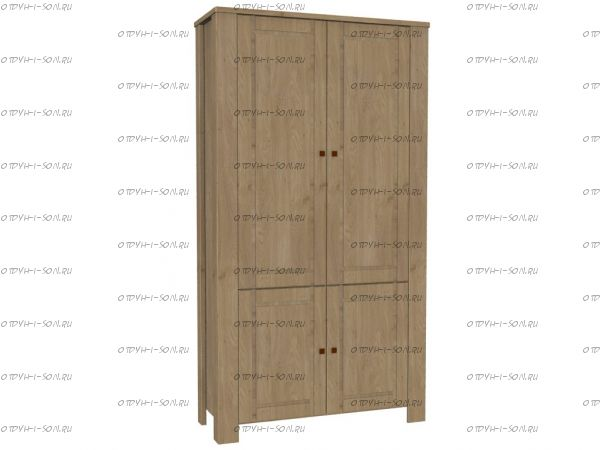 Шкаф 2-х дверный Taimie (27.212.04)