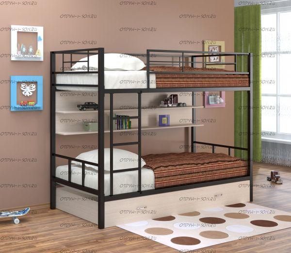 Кровать двухъярусная Севилья-2 ПЯ