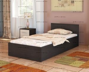 Кровать Илона МДФ с подъемным механизмом (детская)