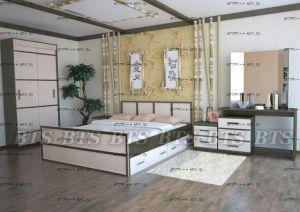 Спальня Сакура №3