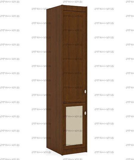 Шкаф-пенал Итальянские мотивы (51.201.11) МДФ, 45х58х228