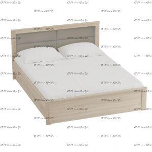 Кровать Элана с подъемным механизмом МДФ