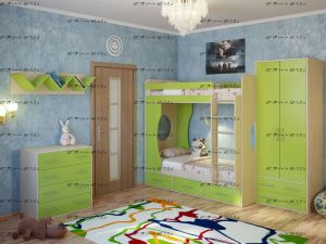 Детская комната Милана  №3