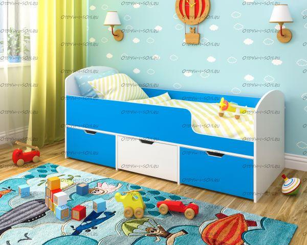 Кровать Малыш Мини (70Х160)