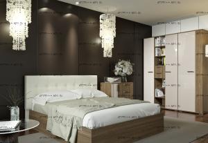 Спальня Баунти МДФ №1