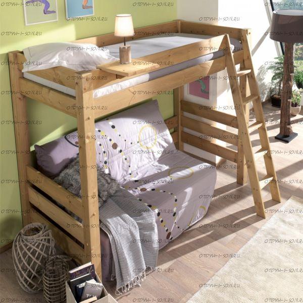 Кровать-чердак Кадет-5