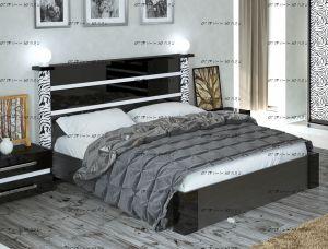 Кровать СР-05 Сан-Ремо МДФ (Спальня)