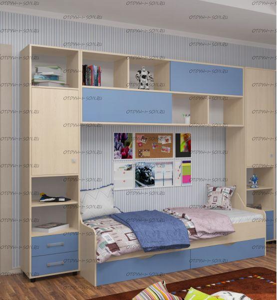 Детская комната Дельта №8