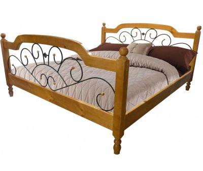 Кровати (Малайзия) из металла или с ковкой
