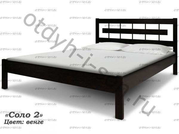 Кровать Соло-2 (ВМК Шале)