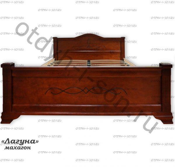 Кровать Лагуна (ВМК Шале)