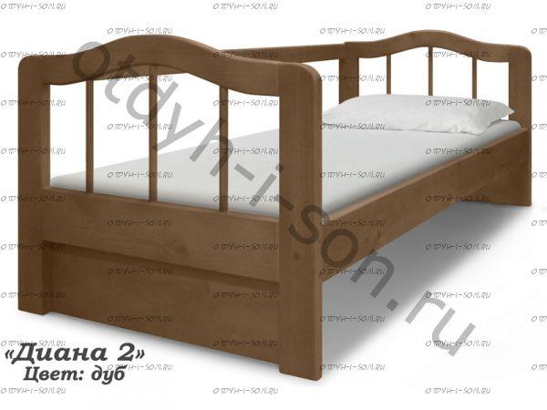 Кровать Диана-2 (ВМК Шале)