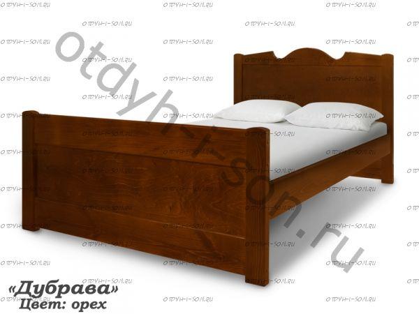 Кровать Дубрава (ВМК Шале)