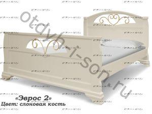 Кровать Эврос-2 (ВМК Шале)