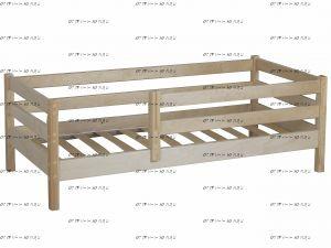 Кровать Кроха-1 массив (МХ)